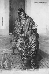 Béhanzin, king of Abomey